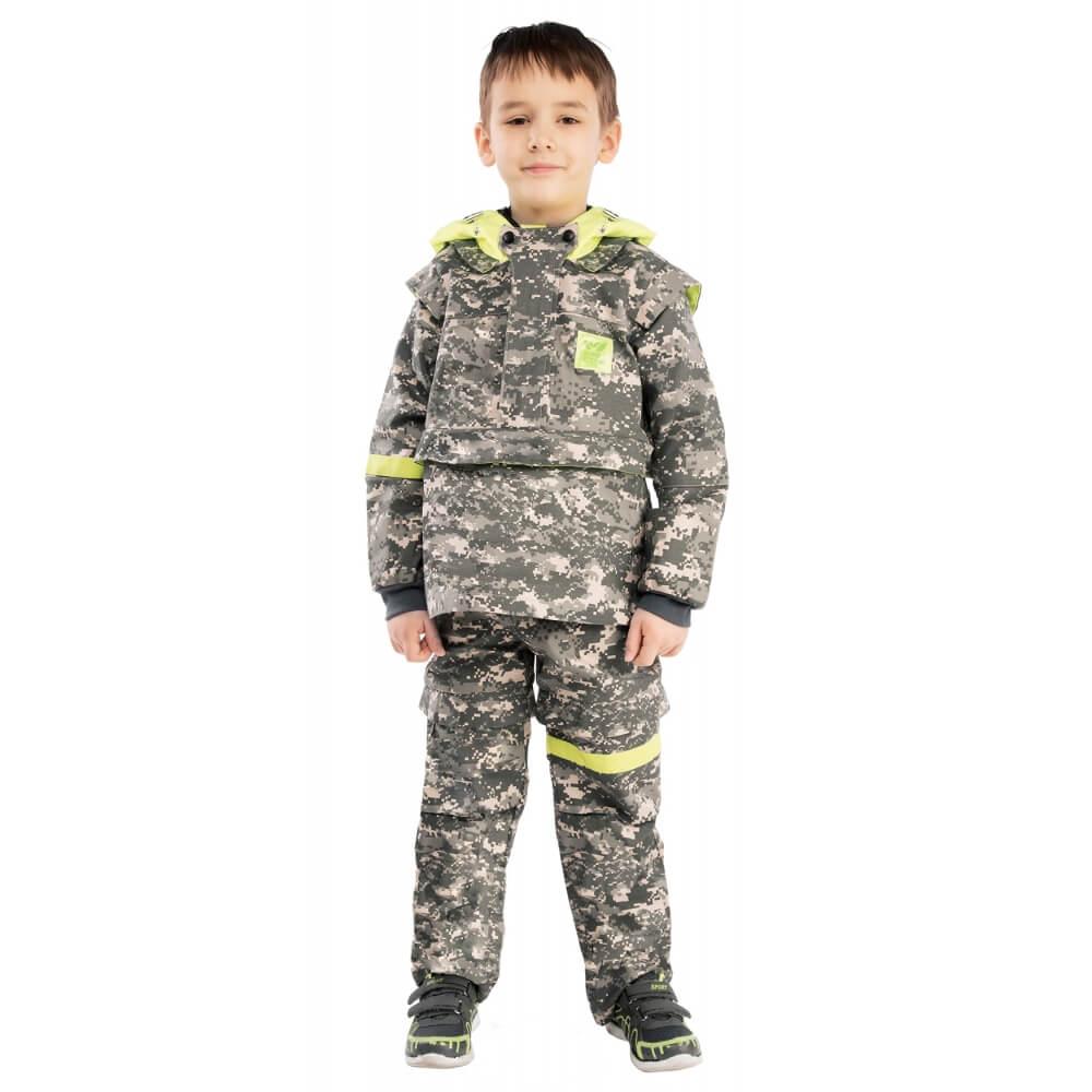 Детский противоэнцефалитный костюм Биостоп® для дошкольников