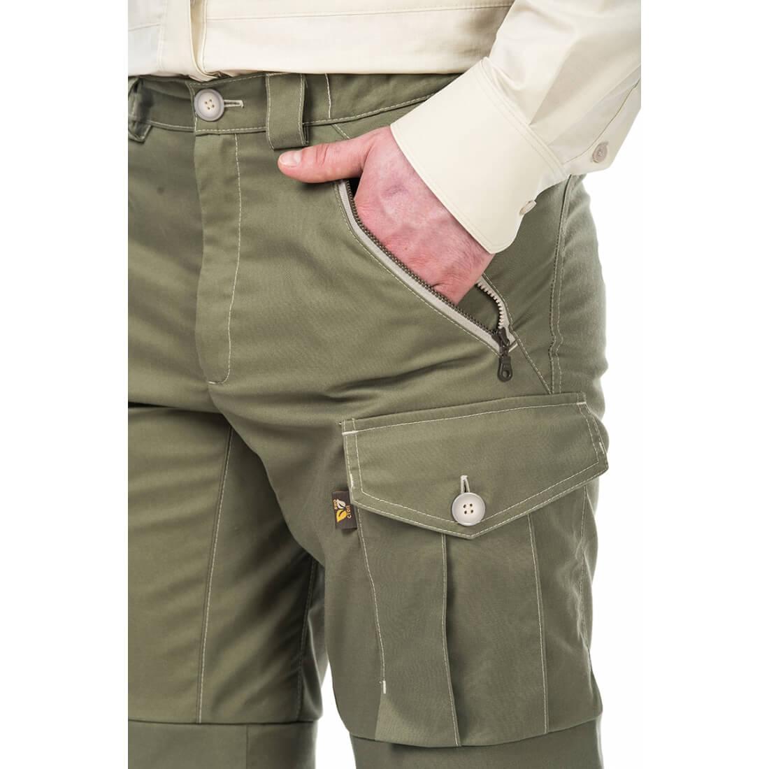 Мужские противоэнцефалитные брюки Биостоп® Комфорт