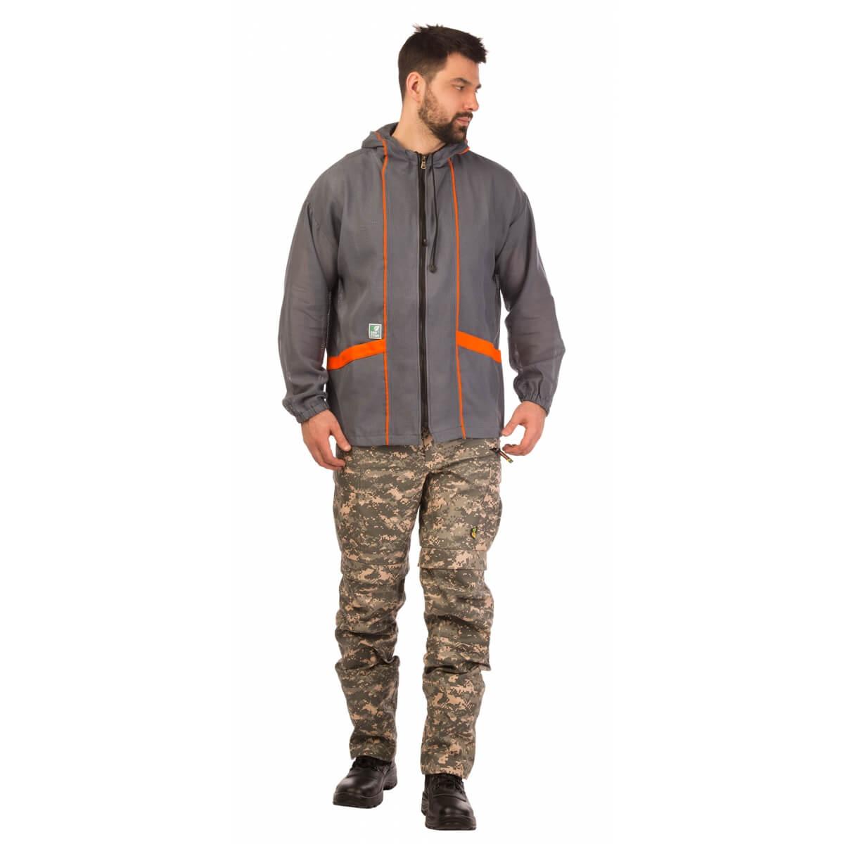 1Антимоскитная куртка-накидка Биостоп®