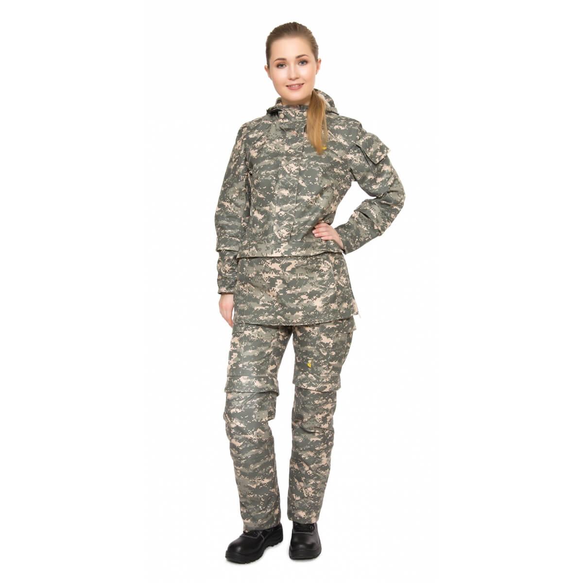Женский противоэнцефалитный костюм Биостоп® Оптимум