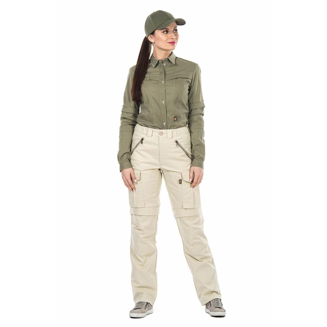 Женская противоэнцефалитная блузка Биостоп® Комфорт