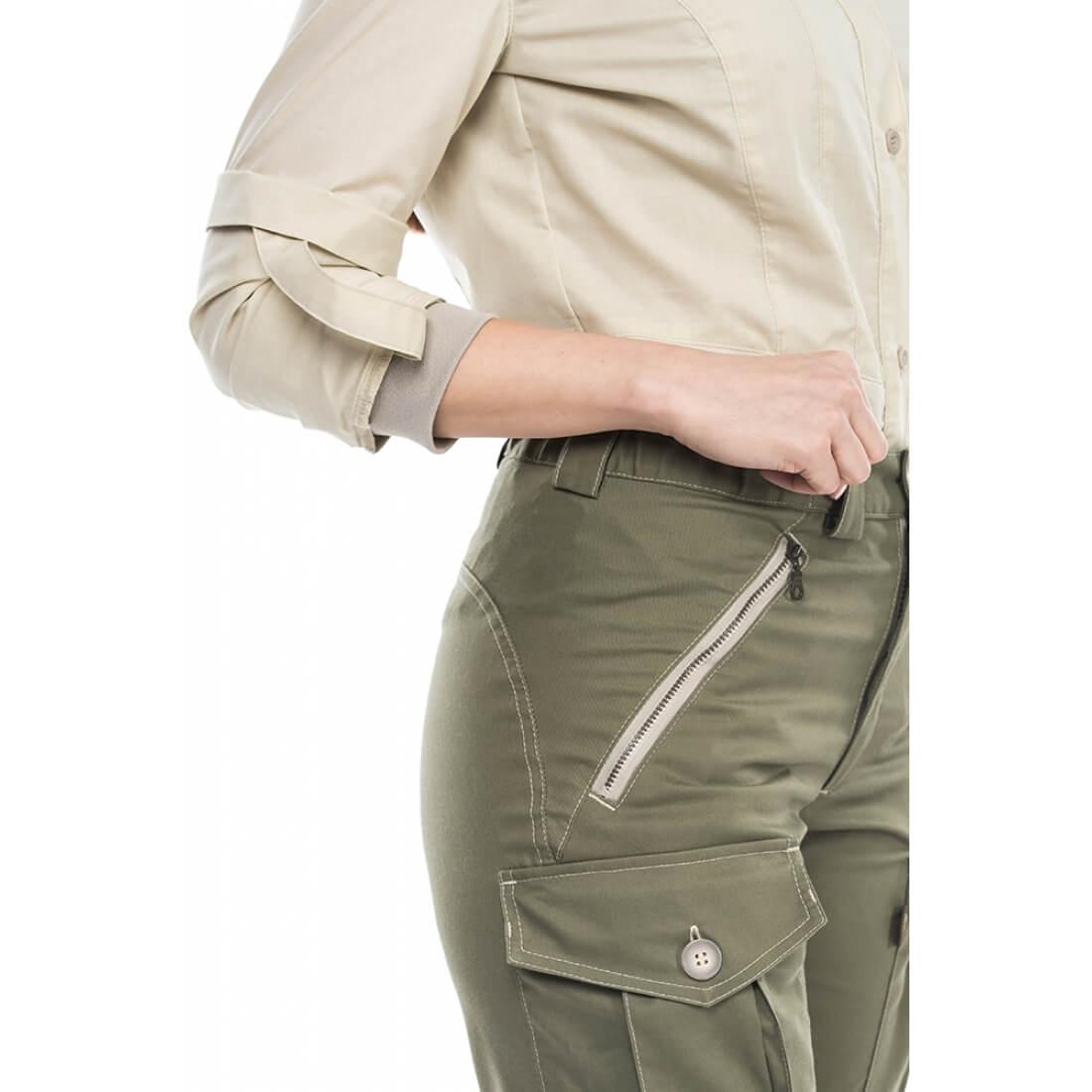 Женские противоэнцефалитные брюки Биостоп® Комфорт