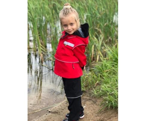 Новая модель детского костюма Биостоп® прошла испытания НИИ Дезинфектологии