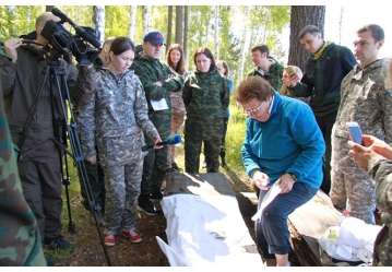 «БИОСТОП®» в Иркутске прошел проверку таёжными клещами